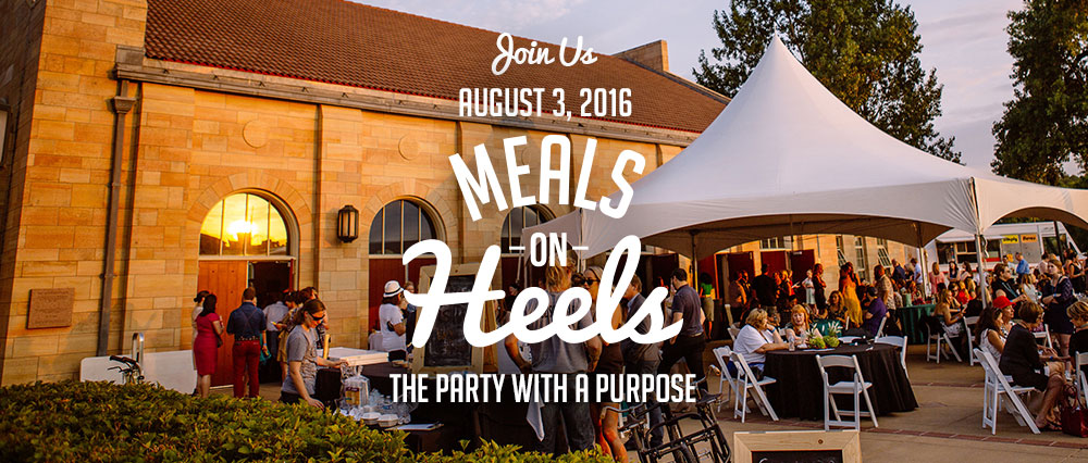 Meals on Heels 2016 is Aug. 3!