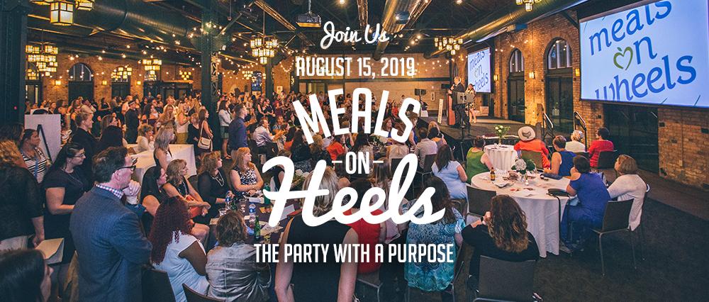 Meals on Heels August 15